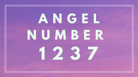 Angel number 1237