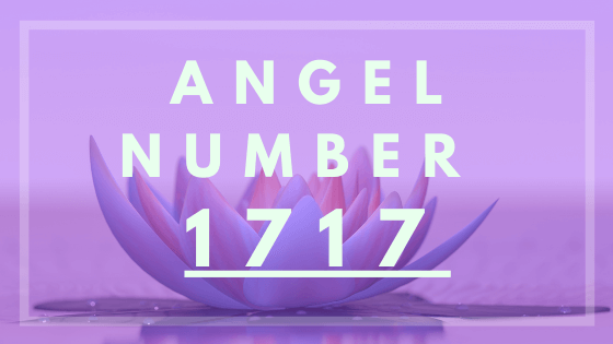 Angel number 1717